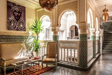 luxury Room , luxury riad - Bed & Breakfast
