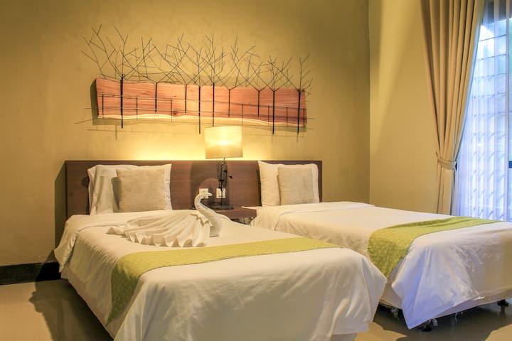 Villa Padi Cangkringan 2 Bedroom