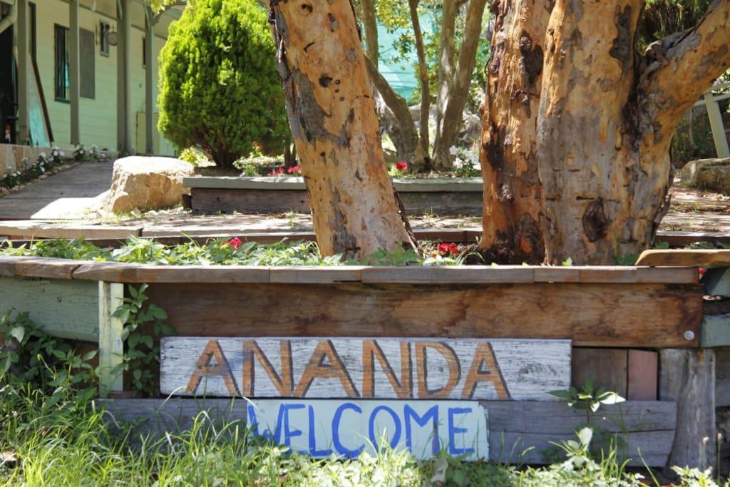 Welcome to Ananda Palli