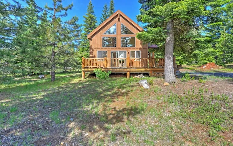 'Thimbleberry Cabin' 2BR Lake of the Woods Cabin - Klamath Falls - Appartement