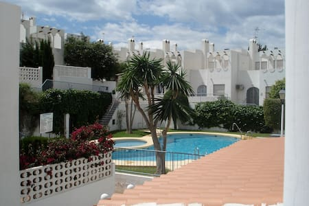 2 Private rooms in poolside house - Mojácar - Dom