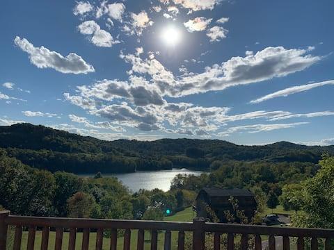Stonecoal Lakeview Retreat