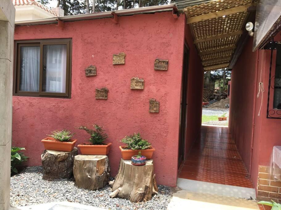 Habitaciones de fácil acceso