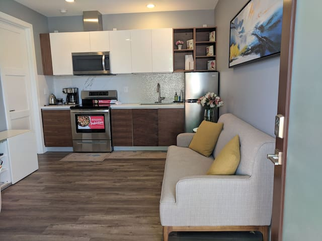 Brand new one bedroom in-law unit in Sunnyvale