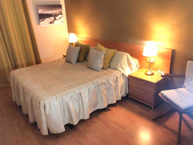 Amazing executive double room in Sagrada Familia
