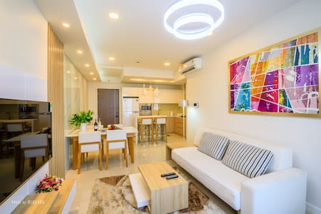 3BR APARTMENT FREE ROOFTOP POOL AND GYM FITNESS - Ho Chi Minh - Pis