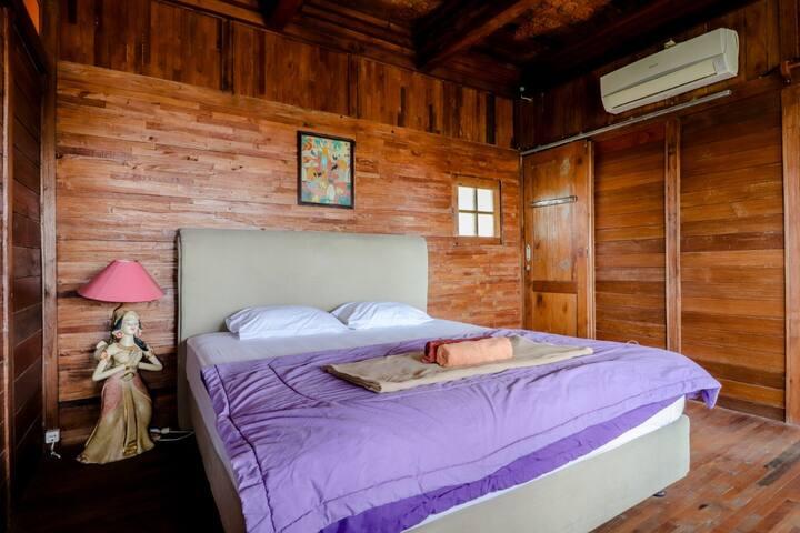 Stunning Joglo at Adinda Beach Hotel and Villa