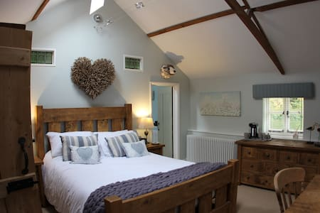 Boutique cottage near Norfolk Coast - Twyford - Dom