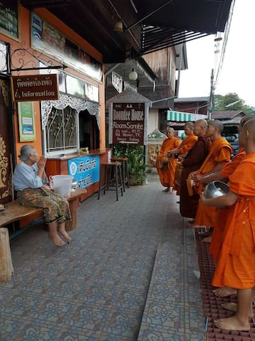 ฺBoondee House, Mae Hong Son,Thailand