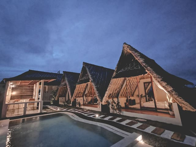 Capila Canggu (Pool View)
