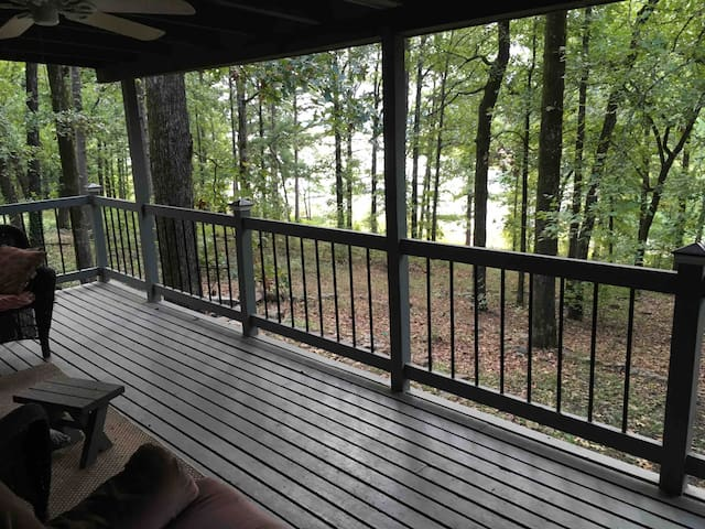 Peaceful Lake Retreat on Greer's Ferry