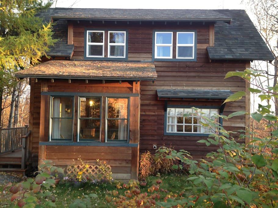 Birchcrest Cabin