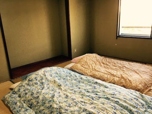 2階和室 2nd floor tatami room