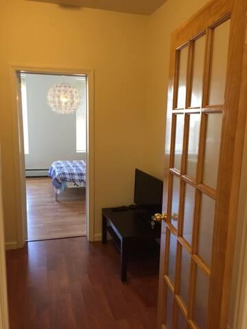 Big two bedroom in Sunset Park near N R Trian - Brooklyn - Condominio