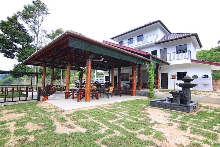 (DV) Duriostay Pahang Whole Villa by SleepyBear