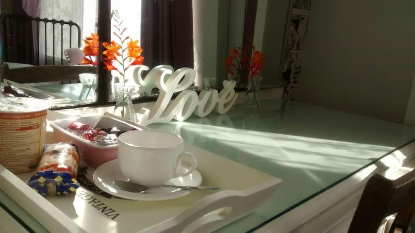 Cosy Single Room - Manchester - Casa