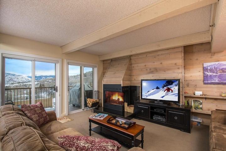 Snowmass Condominium 2BR/2BA