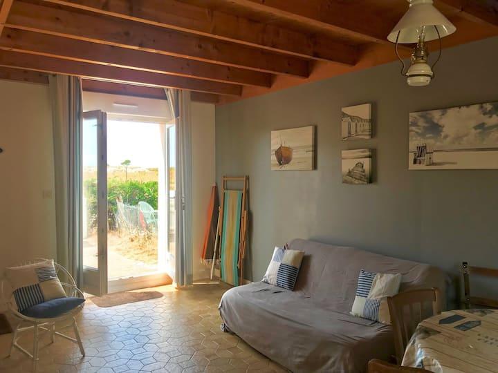Petite maison de plage