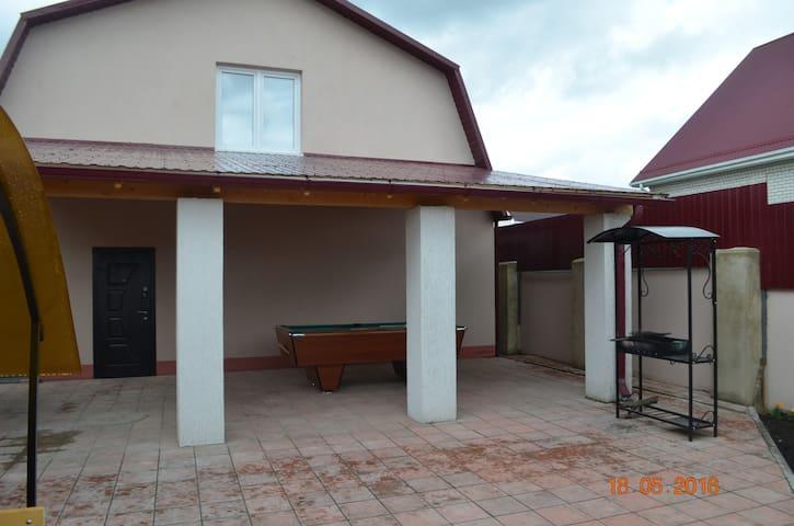 Уютный коттедж в Орле - Oryol
