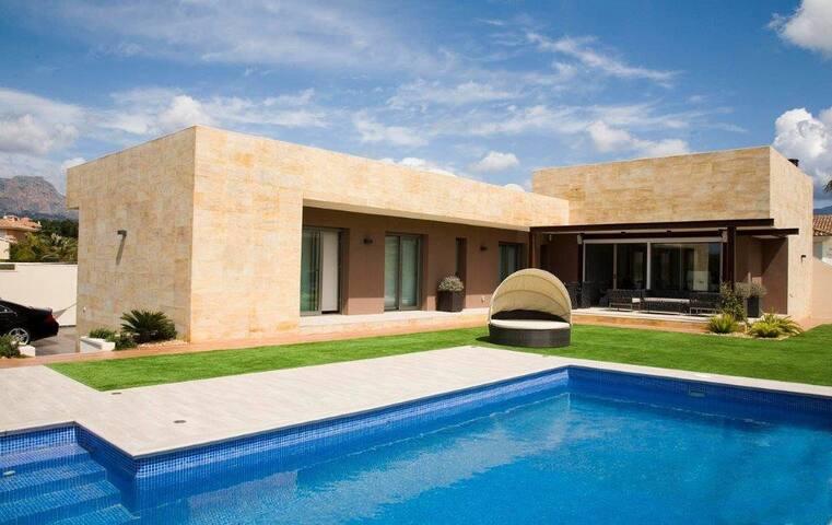 Lujury villa - Alfaz del Pi - Villa