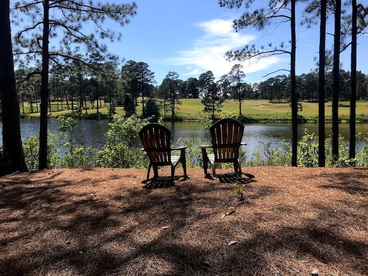 Lake and Golf View Vacation