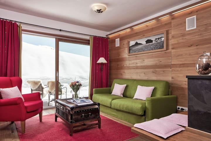 Goldener Berg  Chalet Suite