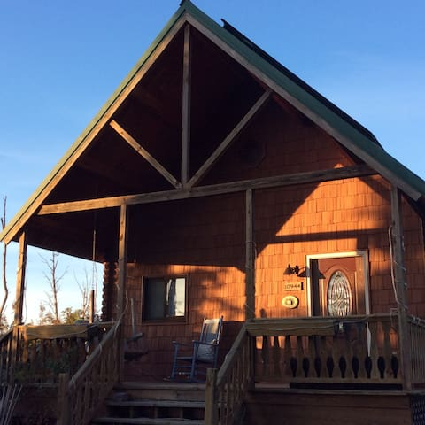 Cove Point Beach Cabin - Lusby - บ้าน