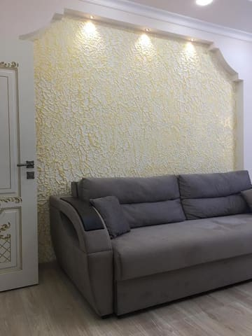 Большая светлая квартира в ж/к Мытищи Лайт