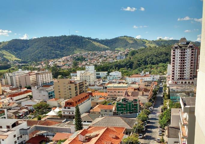 APARTAMENTO, CENTRO, ED. DA TORRE - São Lourenço - Apartment