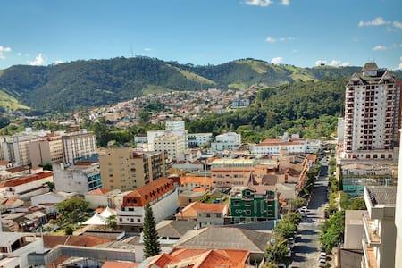 APARTAMENTO, CENTRO - 500m Parque das Águas - São Lourenço - Apartemen
