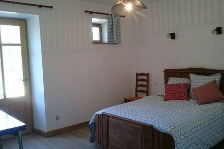 la chambre de julie avec salle de bain privée