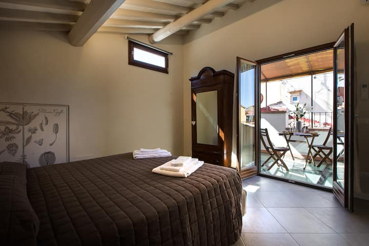 Romantic suite in San Lorenzo
