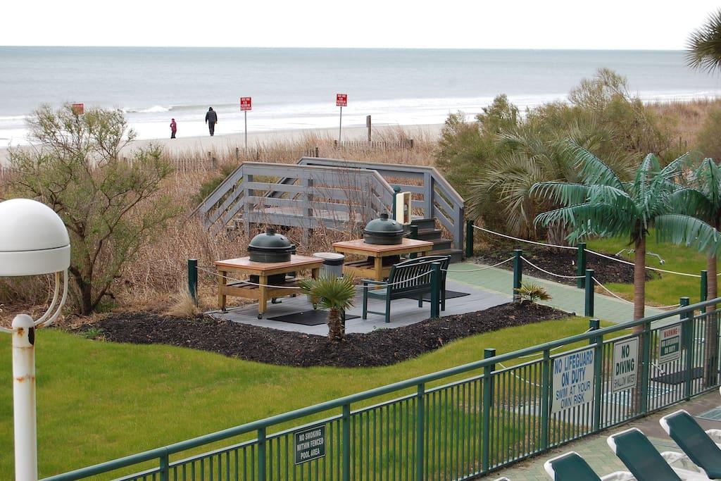 bedroom oceanfront condo condominiums for rent in north myrtle