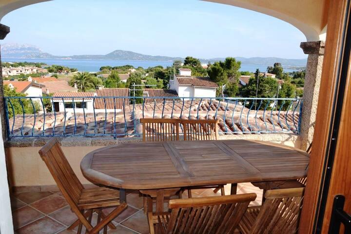 Attico Magnifique:brand new penthouse, great views