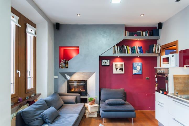Stanza grande e luminosa in centro! - 都靈(Torino) - 公寓