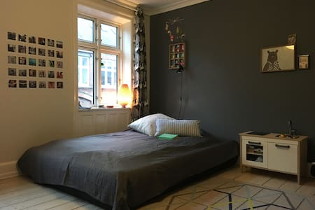 Private double room close to all sights and beach - København - Apartment