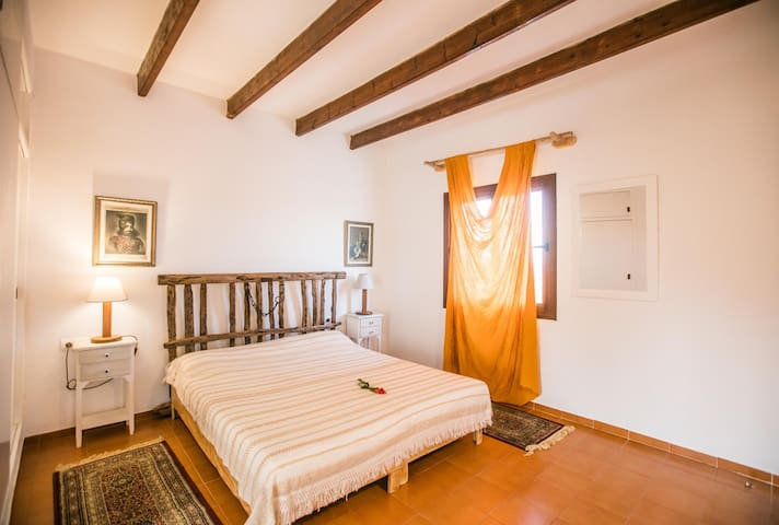 Double room with private terrace