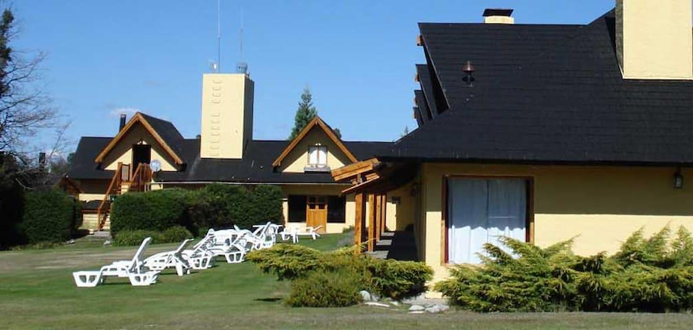 Una semana en increíble aparthotel - Villa La Angostura