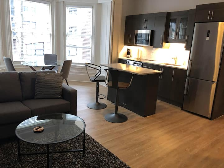 1 Bedroom Apt (301) in Heritage Building