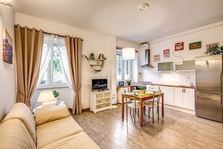 Romantic Testaccio Market Lovely Flat - Rom - Lejlighed