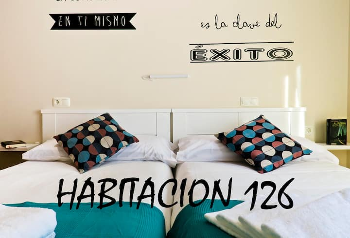 Habitaciones ALBERO 126