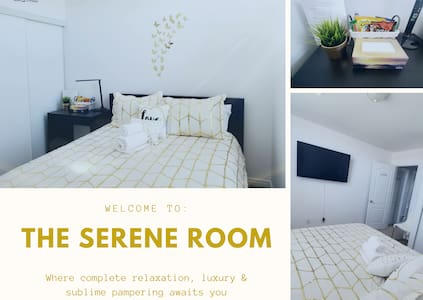 The Serene Room @ Safe Haven