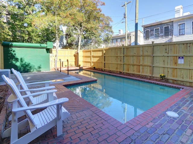 Heated Pool Access | 5*Clean | Flex Cancelation | Grocery Delivery