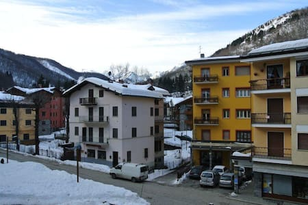 LIMONE - Little and beautiful 3 rooms close to the ski lifts with terrace - LIMONE PIEMONTE