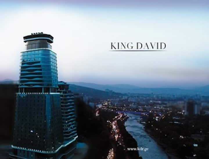 Luxury studio , king david 34