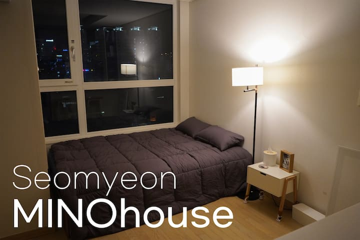 Seomyeon MINO house2 :)