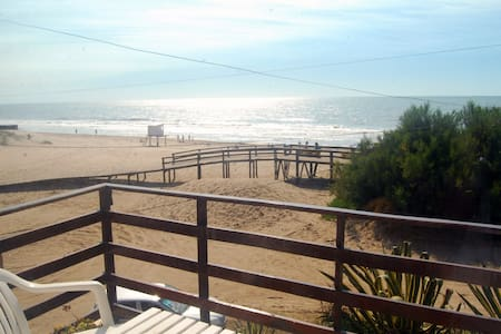 Ocean view with cozy apartment. - Villa Gesell