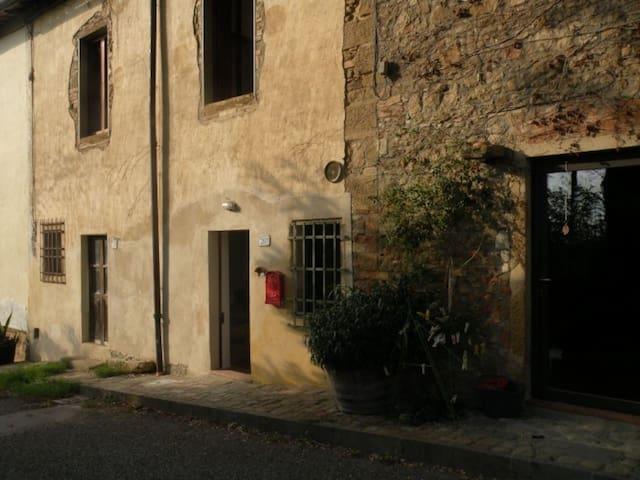 La casa del vasaio - San Donnino - บ้าน