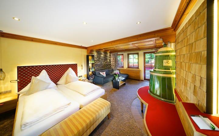 Hotel-Restaurant Rebstock, (Durbach), 9 Joseph Junior Suite