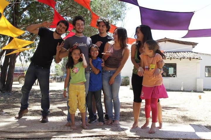 Comunidad ecoalternativa espiritual - Jalisco - Casa